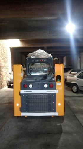 minicargadora minipala cargadora mustang 1500r