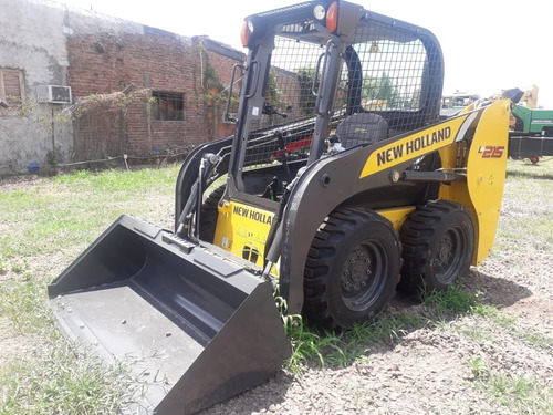 minicargadora new holland l215 - usa