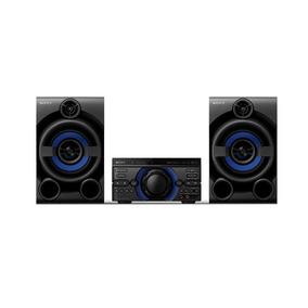 Minicomponente 320 W Bluetooth Karaoke Usb Mhc-m40 Sony
