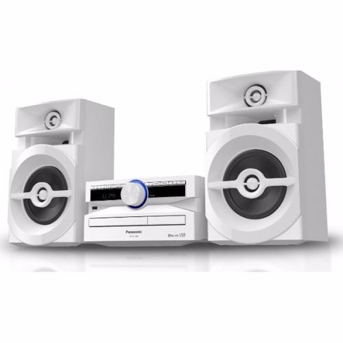 minicomponente equipo de sonido parlant panasonic akx100psk