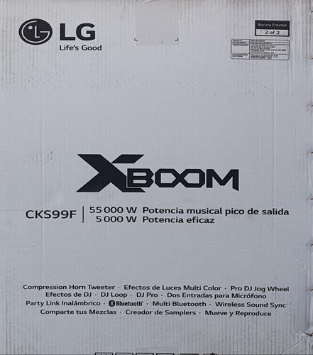Minicomponente Lg Ck99 De 55000 Watts El Mas Nuevo