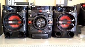 minicomponente lg cm4360 bluetooth/1 cd/usb/mp3 2530 watts