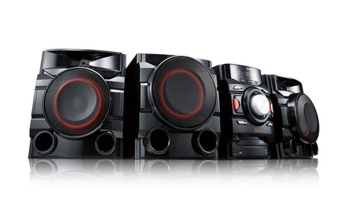 minicomponente lg cm4550 700w bluetooth nfc dual usb 1demayo