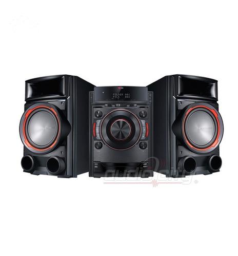 minicomponente lg cm8330 bluetooth smart dj usb 8800 watts