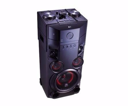 minicomponente lg om5560