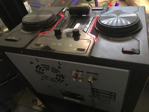 minicomponente lg om7560 como nuevo