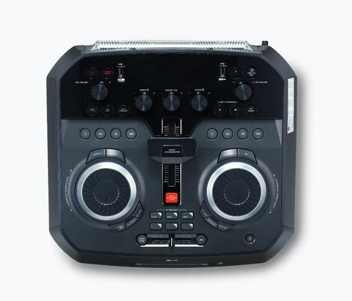 minicomponente lg xboom ck99 - garantía oficial