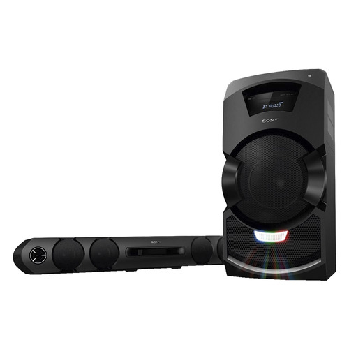 minicomponente midi sony mhc-gt3d bluetooth usb