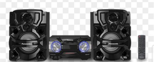 minicomponente panasonic sc-akc700 de 2200 watts