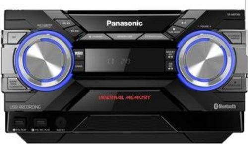 minicomponente panasonic  sc-akx700 de 222 watts hot sale