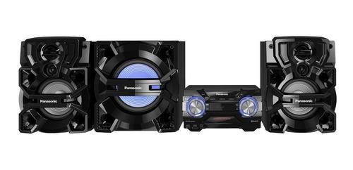 minicomponente panasonic sc akx900 2200 watts rms selectogar