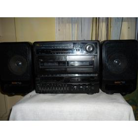 Minicomponente Radio Cassette Mellafe Y Salas Para Reparar