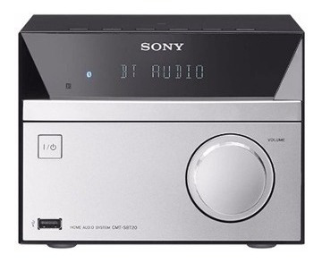 minicomponente sony 12w bluetooth radio fm usb nfc cmt-sbt20