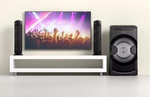 minicomponente sony mhc-gt4d 1600w bluetooth karaoke sellado