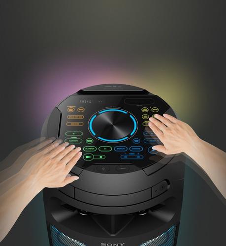 minicomponente sony® modelo (mhc-v71d) nuevo en caja