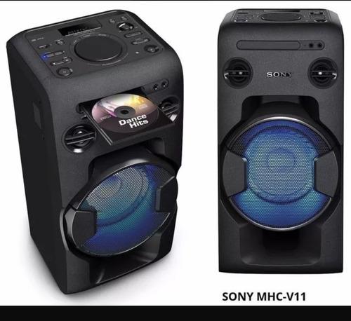 minicomponente sony v11