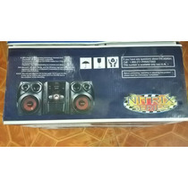 Equipo De Sonido Mini Componente Panasonic Modelo Sc-ak340