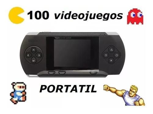 miniconsola portatil 100 videojuegos  envio gratis