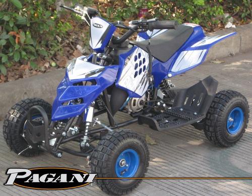 minicuatriciclo 49cc