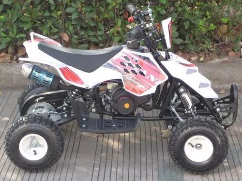 minicuatriciclo 49cc raptor
