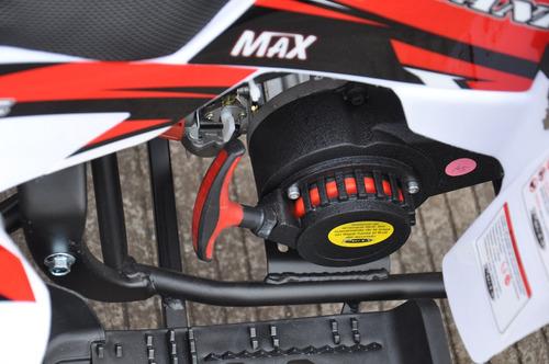 minicuatriciclo pagani mini max 49cc