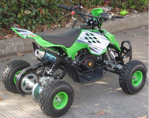 minicuatriciclo -raptor 49cc el mas vendido!!