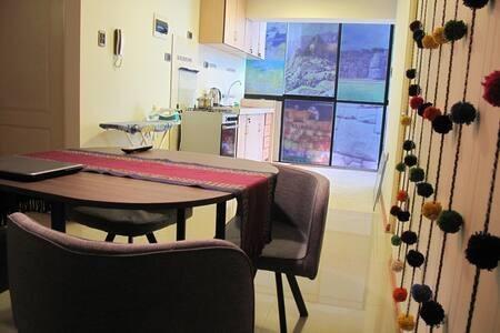minidepartamento de 38 m2 en las torres de kaiser