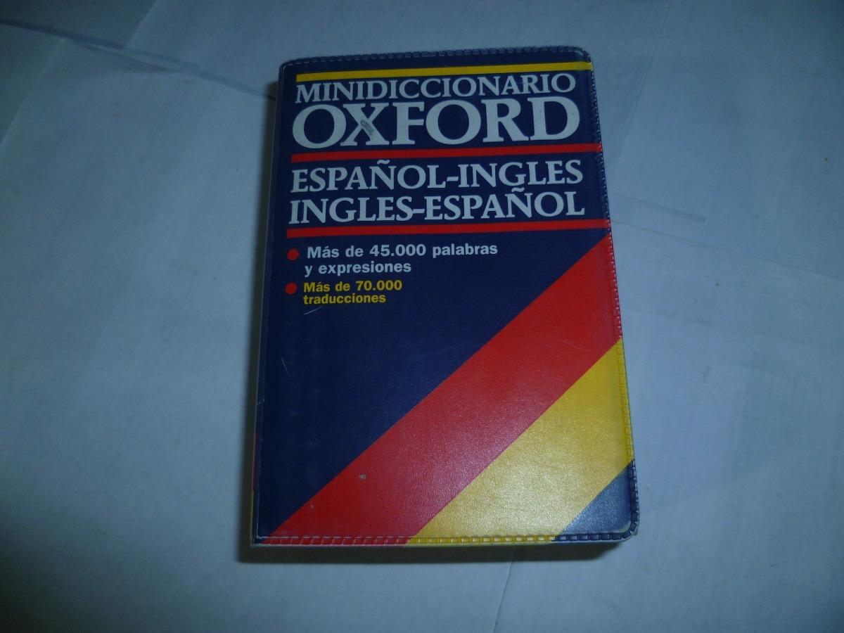 minidiccionario oxford español - ingles. Cargando zoom.