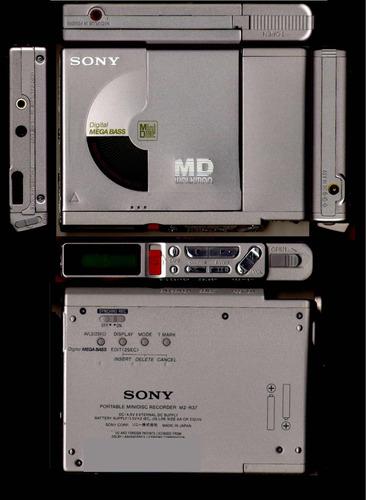 minidisc sony mz-r37
