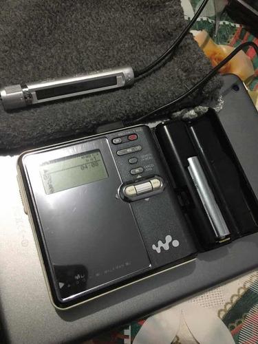 minidisc sony mz-rh910