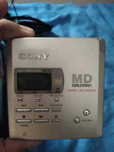 minidisc walkman sony md