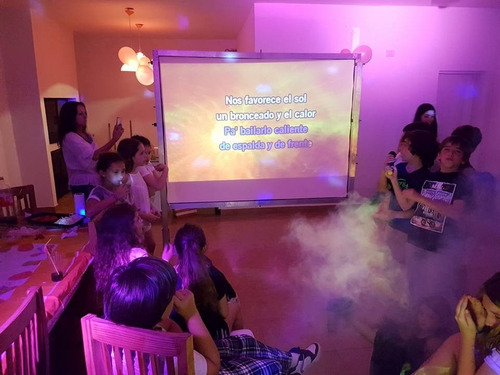 minidiscos, teen, cumpleaños, animación, fiesta de la espuma