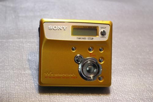 ****minidisc****sony mz-n505 net md walkman