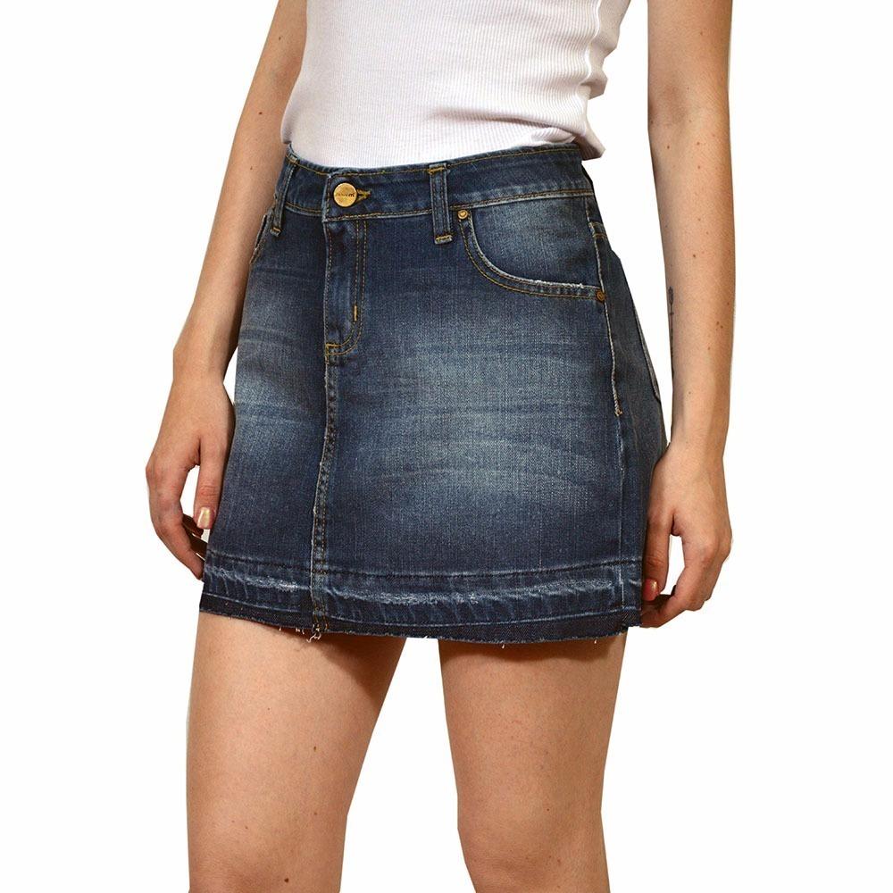 0849ccbf3 Minifalda Jean Mistral Modelo 45044 Humahuaca Mujer