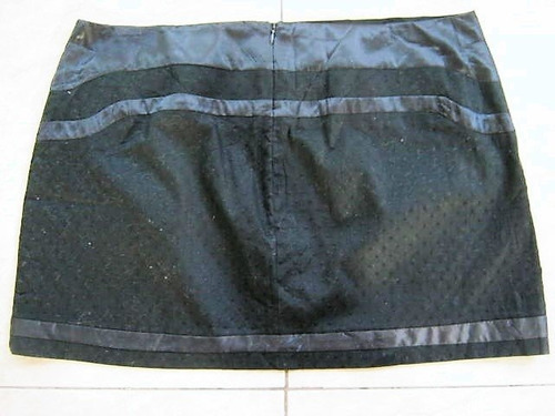 minifalda marca fusion talla 11 strech