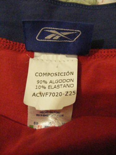 minifalda reebok de las chivas talla xg nueva de linea