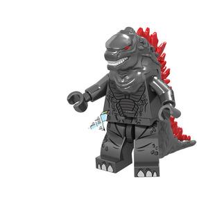 Godzilla Pelicula Monstruo Xl04 Juego Juguete Minifigura N8OnkX0wZP