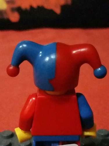 minifigura joker payaso jester lego set 7979