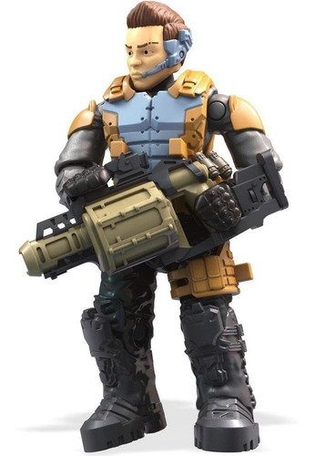 minifigura specialist battery call of duty mega construx