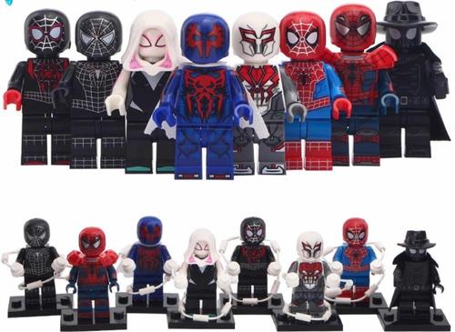 minifiguras tipo lego compatible.