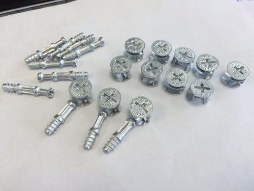 minifix / maggifix 15 (200 pino e 200 tambor) 400 pcs