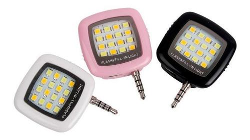 miniflash led celular - hermoso y práctico