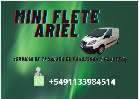 minifletes ariel
