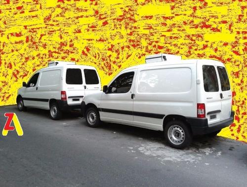minifletes con y sin frío - az logística y distribución