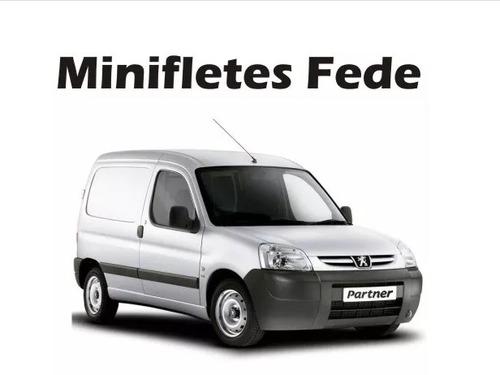 minifletes mini flete caba y gba