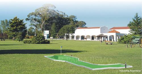 minigolf golfito con cesped sintetico super diseño y pelotas