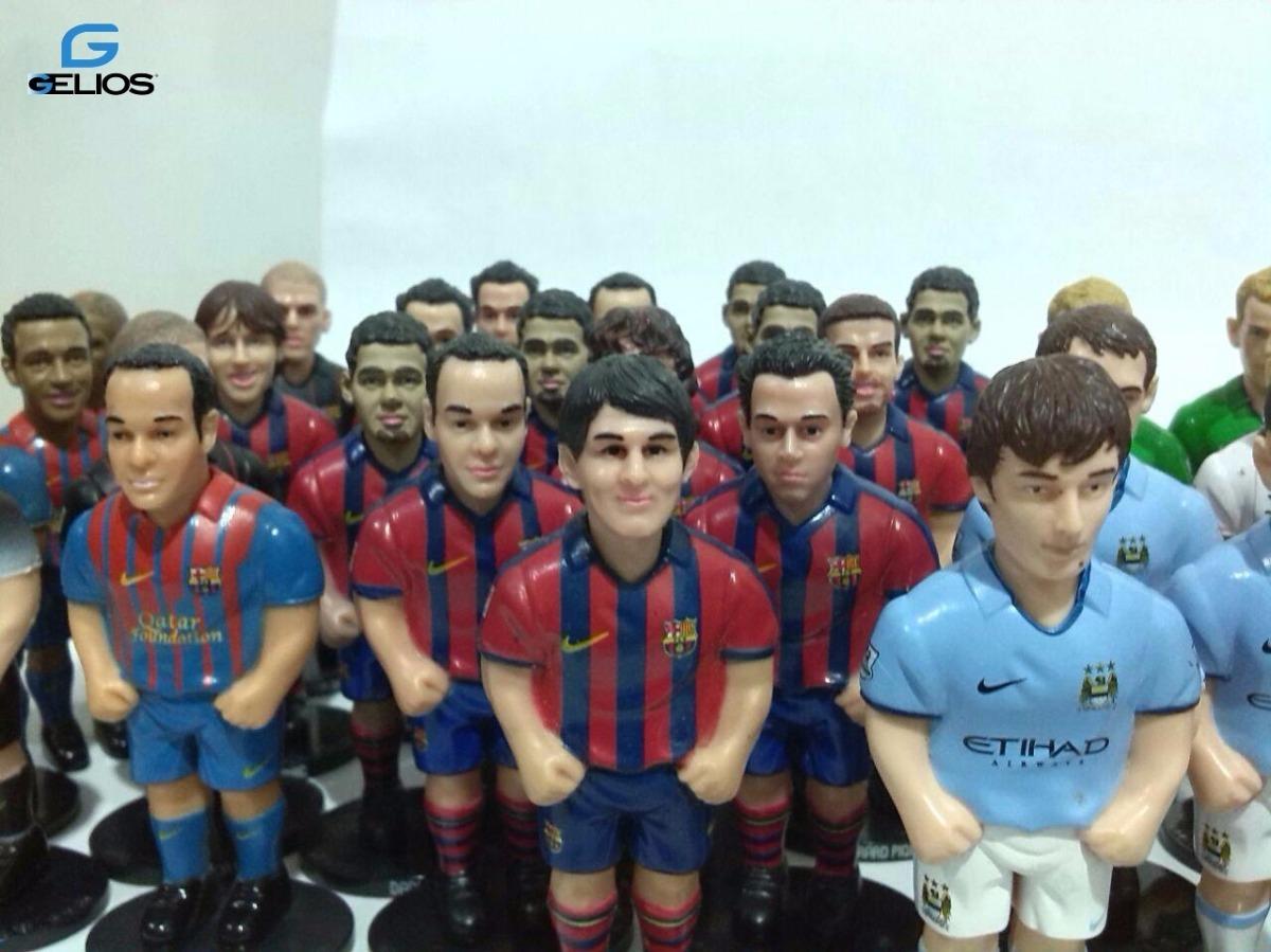 Minigols 6 Sixpack Madrid Y Barcelona I Geliosshop - Bs. 5 68e77868b3065