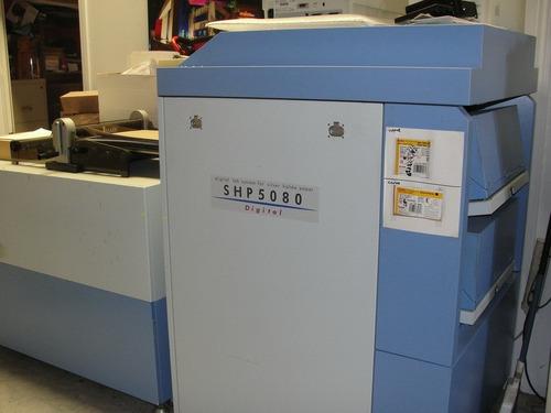 minilab fujimoto shp 5080 pro modelo 2006