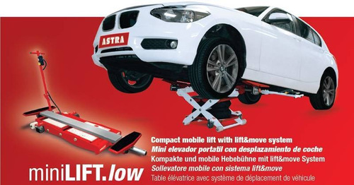 minilift low lift low profile 2 (incluye accesorios)