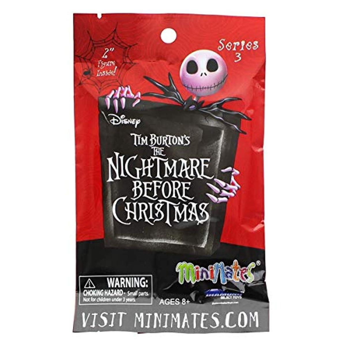 Nightmare Before Christmas Minimates Blind Bag Series 3 Sally